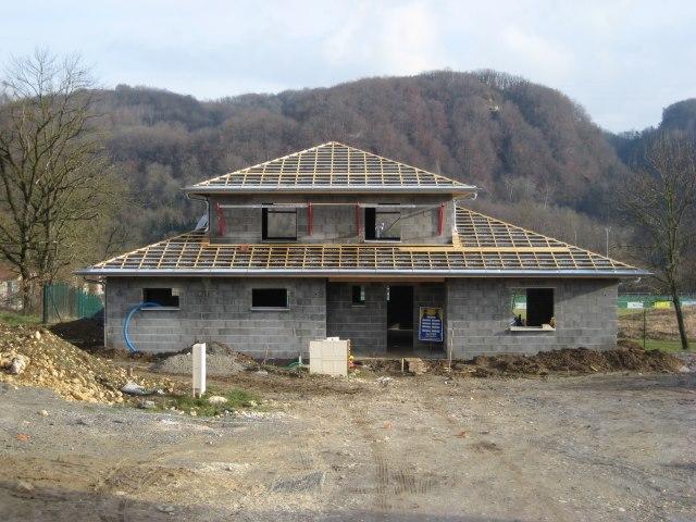 Maison neuve Arlod 2008