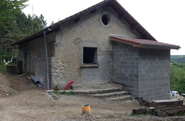 Maison Lancrans – après