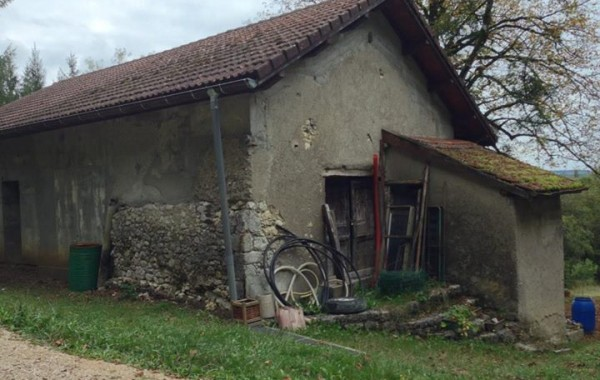 Maison Lancrans – avant